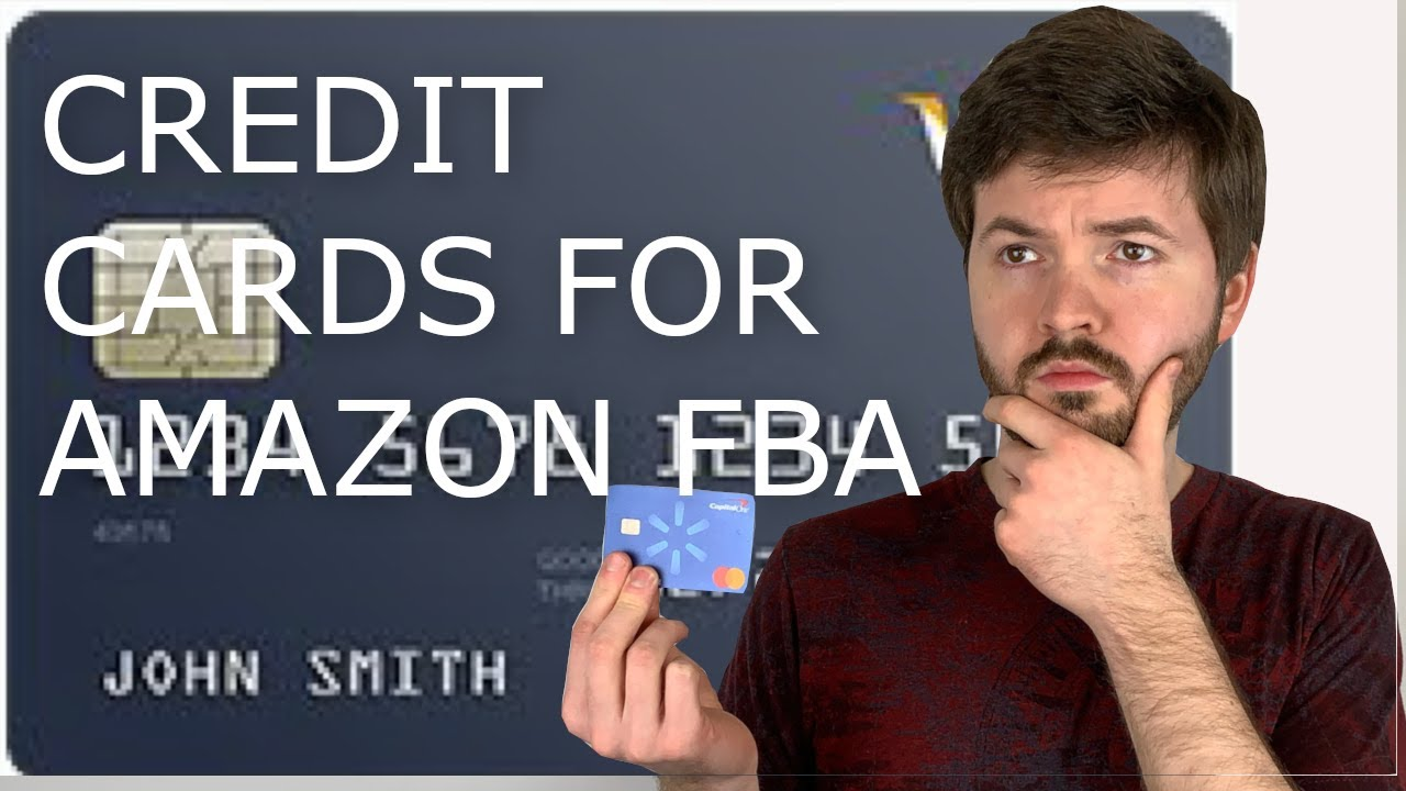How To Utilize Credit Cards To Grow Your Amazon FBA Service