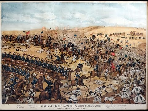 The Four Feathers: Battle of Omdurman/옴두르만 전투, 1898