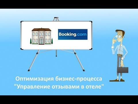 """Как улучшить бизнес процесс   Бизнес-кейс   Управление отзывами в отеле"""""""