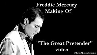 Freddie Mercury-Making Of