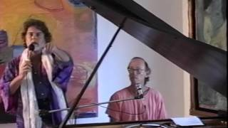 Raw 1996.  Jason singing with incredible versatile piano master, MATT CAIN,
