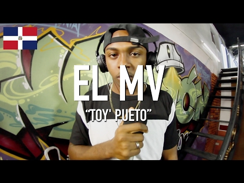 El Mv - Toy' Pueto [ TCE Mic Check ]