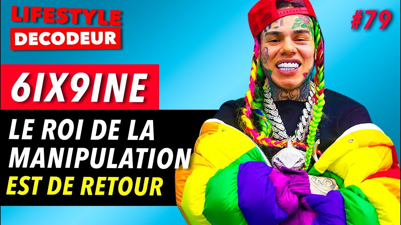 6ix9ine | Le Plus Grand Provocateur du Rap Est de Retour ! - LSD #79