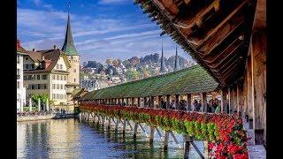 Chapel Bridge, Switzerland
