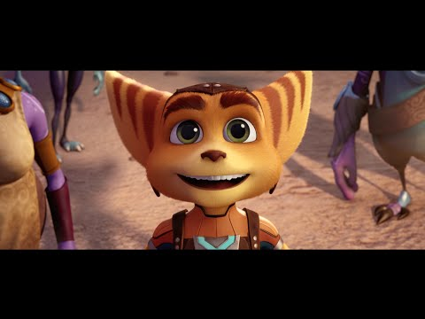 Video trailer för RATCHET AND CLANK - Official Trailer - In Theaters April 2016