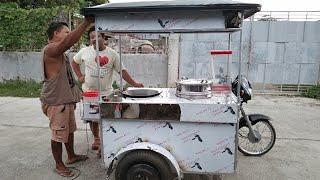 Kolong Kolong Food Kart (2 In 1) Pang NEGOSYO!!!