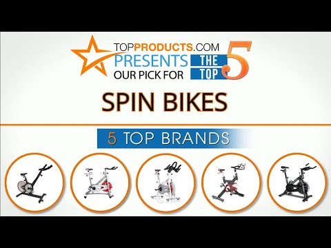 Best Spin BikeReviews 2017 – How to Choose the Best Indoor Spin Bike