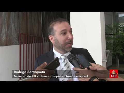 Fiscalía Electoral investiga supuesto fraude en resultados de elecciones