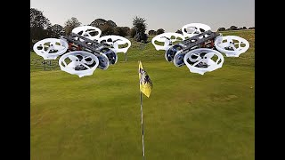 ANYONE FOR GOLF FPV STYLE