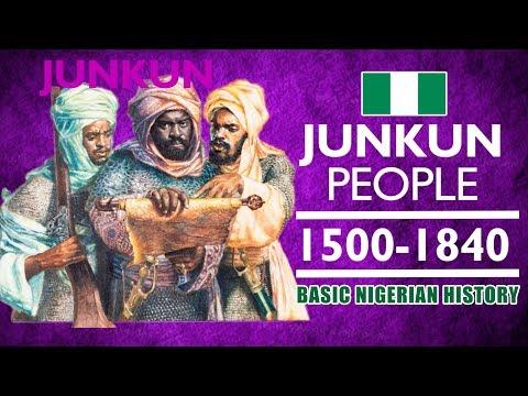 Junkun, Nupe, Igbo: BASIC NIGERIAN HISTORY #7
