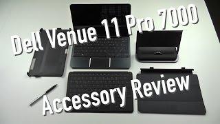 Dell Venue 11 Pro 7000 Accessory Review