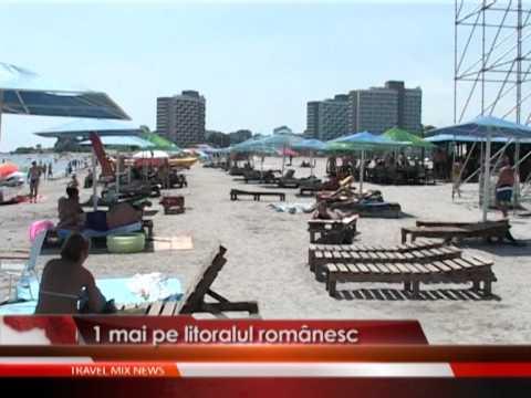 1 mai  pe litoralul românesc