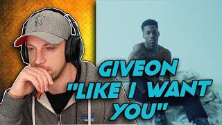 Giveon - LIKE I WANT YOU | REACTION! | A NEW R+B SENSATION?!