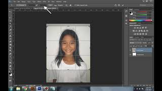 How to make 2x2 picture in Photoshop