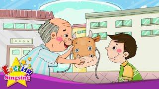 A Boy Lazy Ai Trở thành một con bò - câu chuyện tiếng Anh cho trẻ em