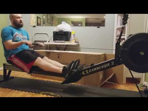 Real Review: Concept2 Model D Rowing Machine PM5 - Is it Worth it in 2017-2018?