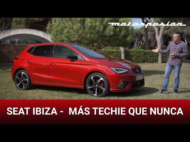 Nuevo SEAT Ibiza 2021: todas las novedades del legendario Ibiza