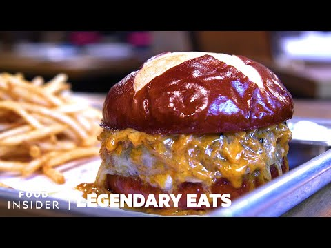 Why Emily Has The Best Burger In NYC   Legendary Eats