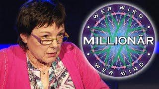 Wer Wird Millionär: Die HORRORKANDIDATIN!