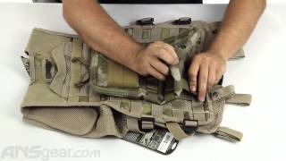 How to Install Molle Attachments