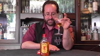 Fireball Cinnamon Whisky: The Single Malt Review Episode 154