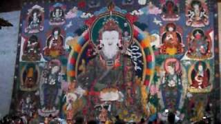 preview picture of video 'BHUTAN FESTIVAL :  Wangdi Phodrang  Tsechu : 2008'