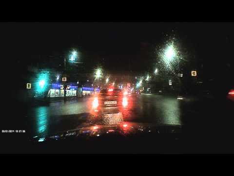 Серьезное ДТП из четырех авто на ул. Кирова 3 января 2014 года