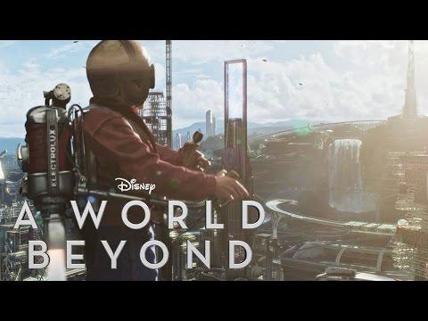 A WORLD BEYOND - auf DVD, Blu-ray™ und Digital | Disney HD