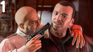 Playing This For The First Time 😂 - Grand Theft Auto 5 - Part 1