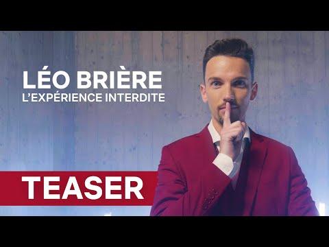 Léo Brière : L'Expérience interdite - Teaser
