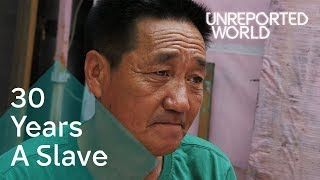 Modern slavery of disabled people in South Korea | Unreported World
