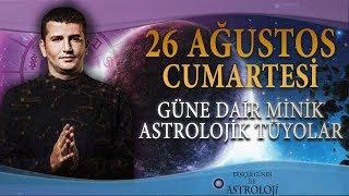 VENÜS ASLAN BURCUNA GEÇİŞ YAPIYOR - 26 AĞUSTOS CUMARTESİ GÜNÜ