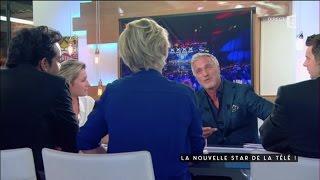 David Ginola, Nouvelle Star De La TV - C à Vous - 24/10/2016