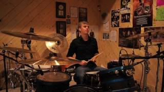 Daughtry - Rescue Me - Drum Cover - Brooks  (Break The Spell Cover Contest)