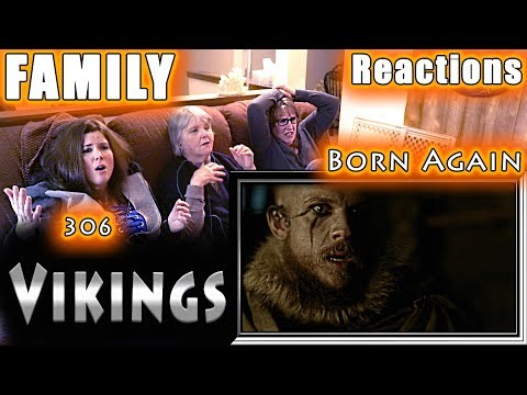 VIKINGS | 306 | Born Again | FAMILY Reactions | Fair Use
