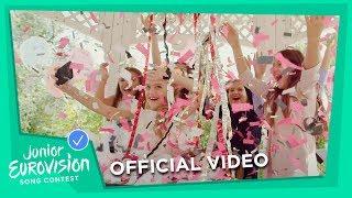 Efi Gjika   Barbie   Albania 🇦🇱   Official Music Video   Junior Eurovision 2018