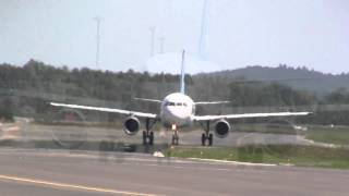 preview picture of video 'Thomas Cook Airlines Belgium 10 years livery'
