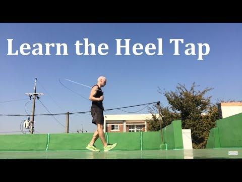 Jump Rope: Heel Tap