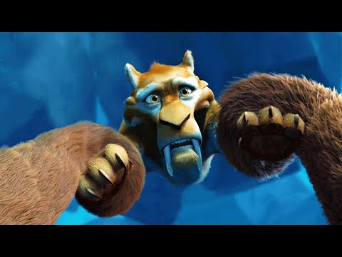 ICE AGE: THE MELTDOWN Clip -