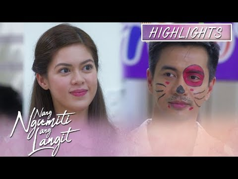 Michael keeps Grace away from Katrina | Nang Ngumiti Ang Langit (With Eng Subs)