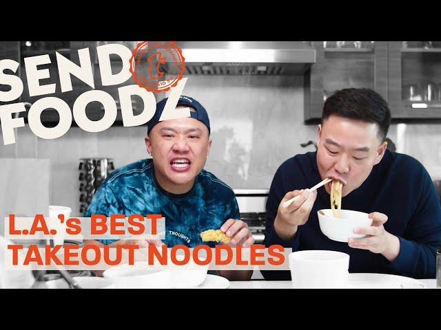 Send Noodz: Send Foodz w/ Timothy DeLaGhetto & David So