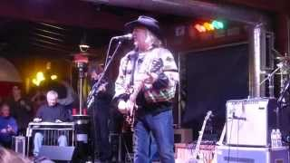 John Anderson - I'm Just an Old Chunk of Coal [Billy Joe Shaver cover] (Houston 02.08.14) HD
