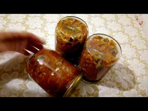 Килька в томатном соусе!!! ( НА ЗИМУ)