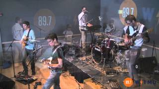 Super City - 'Find You' live at 89.7 WTMD