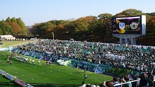高音質アウェイ栃木に4500人の後押し!松本山雅サポの「チャントメドレー」
