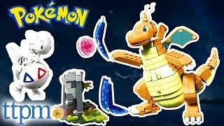MEGA Construx Pokemon Venusaur vs. Beedrill Duel & Dragonite vs. Togetic Challenge   MEGA