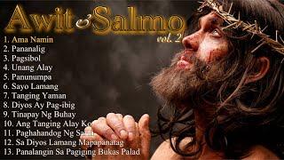 Mga AWIT at SALMO alay kay HESUKRISTO vol. 2
