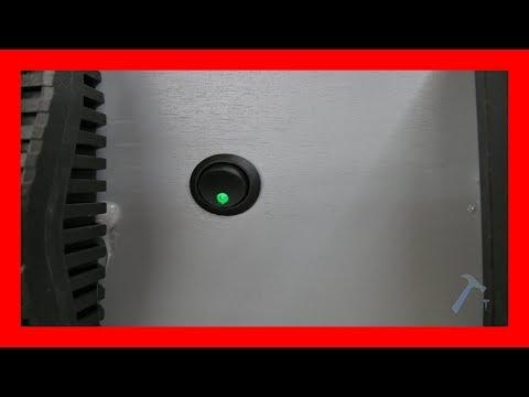 LED Wippschalter anschliessen