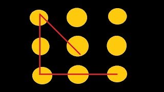 9 Dot 3 Lines Solution | 9 Dot 3 Lines Puzzle | 9 Dot Puzzle With 3 Lines