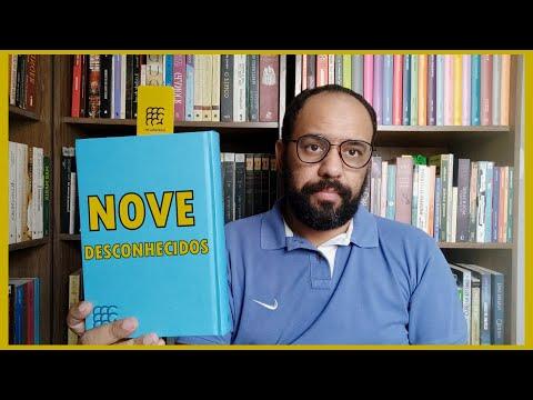 89. Nove desconhecidos (Liane Moriarty) | Vandeir Freire